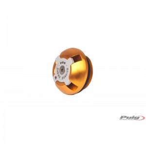 Τάπα λαδιού Puig Hi-Tech Kawasaki Z 800 χρυσή