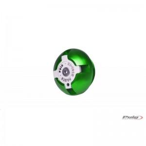 Τάπα λαδιού Puig Hi-Tech Kawasaki Z 800 πράσινη