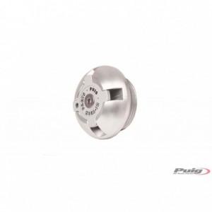 Τάπα λαδιού Puig Hi-Tech Honda X-ADV ασημί