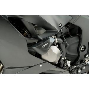 Προστατευτικά μανιτάρια Puig Pro Kawasaki ZX-6R 636 19- μαύρα