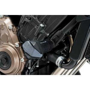 Προστατευτικά μανιτάρια Puig R12 Honda CB 650 R Neo Sports Cafe μαύρα