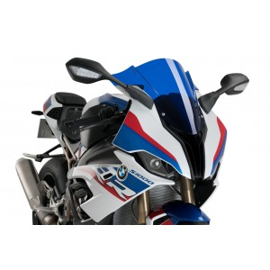 Ζελατίνα Puig Racing BMW S 1000 RR 19- μπλε