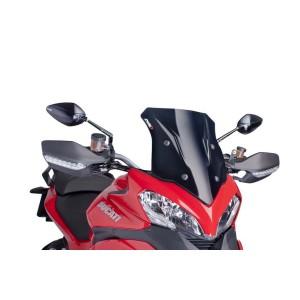 Ζελατίνα Puig Racing Ducati Multistrada 1200/S 13-14 μαύρη