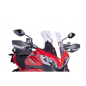Ζελατίνα Puig Racing Ducati Multistrada 1200/S 13-14 διάφανη