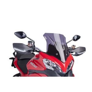 Ζελατίνα Puig Racing Ducati Multistrada 1200/S 13-14 σκούρο φιμέ