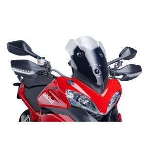 Ζελατίνα Puig Racing Ducati Multistrada 1200/S -12 διάφανη
