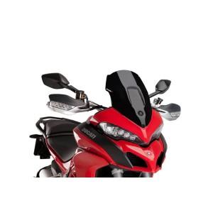 Ζελατίνα Puig Racing Ducati Multistrada 1200/S 15- μαύρη
