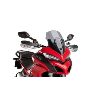Ζελατίνα Puig Racing Ducati Multistrada 1200/S 15- ελαφρώς φιμέ