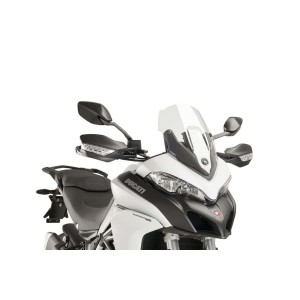 Ζελατίνα Puig Racing Ducati Multistrada 950/1200 Enduro διάφανη