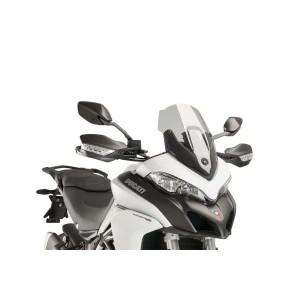 Ζελατίνα Puig Racing Ducati Multistrada 950/1200 Enduro ελαφρώς φιμέ