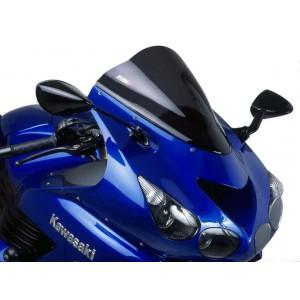 Ζελατίνα Puig racing Kawasaki ZZR 1400 06- σκούρο φιμέ