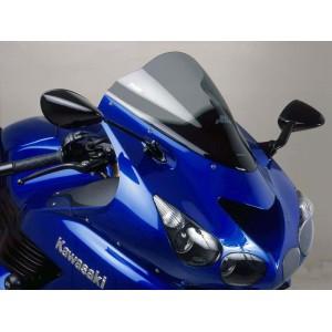 Ζελατίνα Puig racing Kawasaki ZZR 1400 06- ελαφρώς φιμέ
