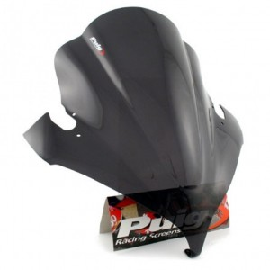 Ζελατίνα Puig Racing Yamaha FZ6 Fazer 04-08 σκούρο φιμέ