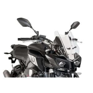 Ζελατίνα Puig Racing Yamaha MT-10 διάφανη