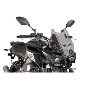 Ζελατίνα Puig Racing Yamaha MT-10 ελαφρώς φιμέ