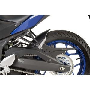 Φτερό πίσω τροχού Puig Yamaha MT-03 16- μαύρο ματ