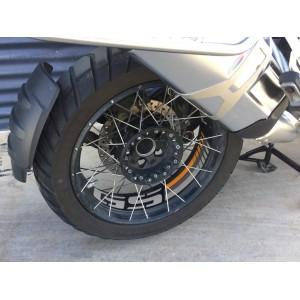 """Ταινία τροχών Puig με λογότυπο """"GS"""" BMW R 1200 GS Adv. LC 14- χρυσή"""
