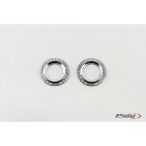 Δαχτυλίδια μανιταριού σειράς Puig PHB19 ασημί