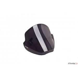 Ζελατίνα Puig Stream Yamaha FZ6/FZ6 S2 σκούρο φιμέ