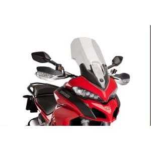 Ζελατίνα Puig Touring Ducati Multistrada 1200/S 15- διάφανη