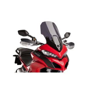 Ζελατίνα Puig Touring Ducati Multistrada 1200/S 15- σκούρο φιμέ