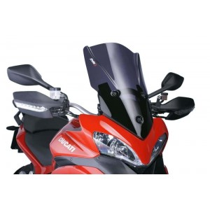 Ζελατίνα Puig Touring Ducati Multistrada 1200/S 10-12 σκούρο φιμέ