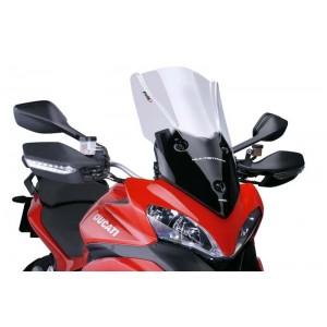 Ζελατίνα Puig Touring Ducati Multistrada 1200/S 10-12 ελαφρώς φιμέ