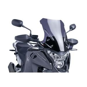 Ζελατίνα Puig Touring Honda VFR 1200 Crosstourer -15 σκούρο φιμέ