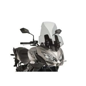 Ζελατίνα Puig touring Kawasaki Versys 650 15- ελαφρώς φιμέ
