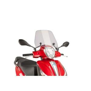 Ζελατίνα Puig Trafic Piaggio Medley 125-150 ελαφρώς φιμέ