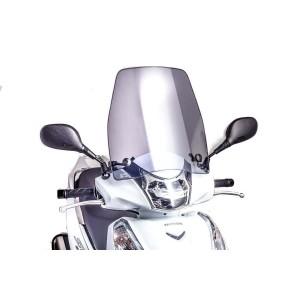 Ζελατίνα Puig Urban Honda SH 300 15- ελαφρώς φιμέ