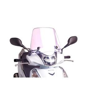 Ζελατίνα Puig Trafic Honda SH 300 15- διάφανη