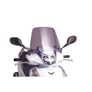 Ζελατίνα Puig Trafic Honda SH 300 15- ελαφρώς φιμέ
