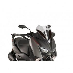 Ζελατίνα Puig V-Tech Sport Yamaha X-Μax 125 18- ελαφρώς φιμέ