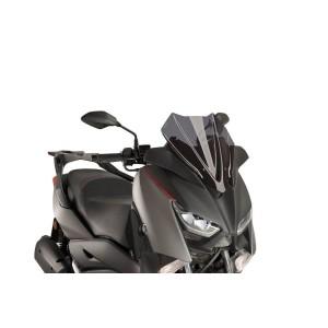 Ζελατίνα Puig V-Tech Sport Yamaha X-Μax 300 17- σκούρο φιμέ
