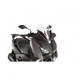 Ζελατίνα Puig V-Tech Sport Yamaha X-Μax 400 18- διάφανη