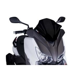 Ζελατίνα Puig V-Tech Sport Yamaha X-Μax 400 13-17 μαύρη