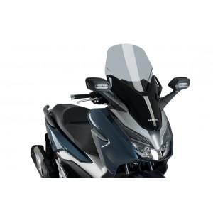 Ζελατίνα Puig V-Tech Touring Honda Forza 125-300 18- ελαφρώς φιμέ