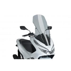 Ζελατίνα Puig V-Tech Touring Honda PCX 125-150 18- ελαφρώς φιμέ