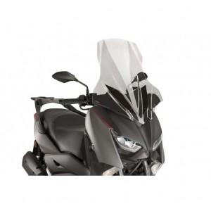 Ζελατίνα Puig V-Tech Touring Yamaha X-Max 400 18- ελαφρώς φιμέ
