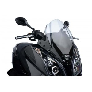 Ζελατίνα Puig V-Tech Sport Kymco Downtown 125i-300i -14 διάφανη