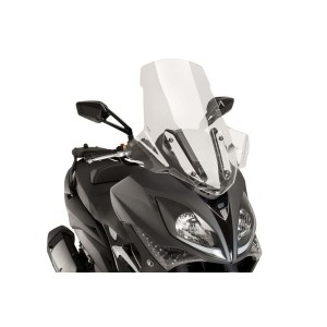 Ζελατίνα Puig V-Tech Touring Kymco Xciting 400i 17- διάφανη
