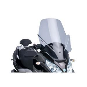 Ζελατίνα Puig V-Tech Touring Piaggio MP3 Touring / LT 300-400 ελαφρώς φιμέ