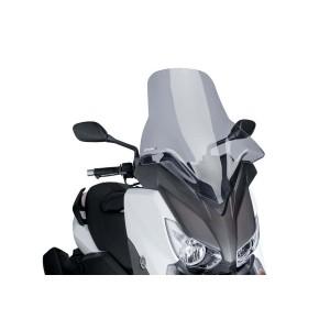 Ζελατίνα Puig V-Tech Touring Yamaha X-Μax 400 13-17 ελαφρώς φιμέ