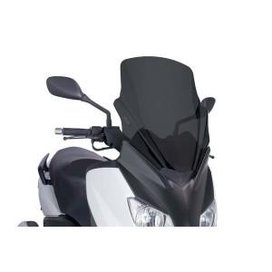 Ζελατίνα Puig V-Tech Touring Yamaha X-Μax 125-250 10-13 σκούρο φιμέ