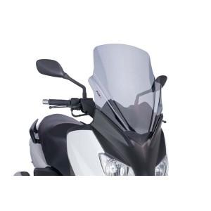 Ζελατίνα Puig V-Tech Touring Yamaha X-Μax 125-250 10-13 ελαφρώς φιμέ