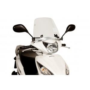 Ζελατίνα Puig Trafic Honda Vision 50-110 11-16 διάφανη