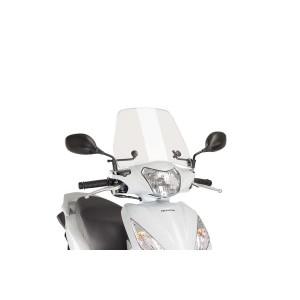 Ζελατίνα Puig Trafic Honda Vision 110 17- διάφανη