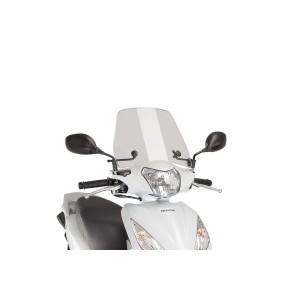 Ζελατίνα Puig Trafic Honda Vision 110 17- ελαφρώς φιμέ