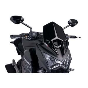 Ζελατίνα Puig New Generation Sport Kawasaki Z 800 μαύρη